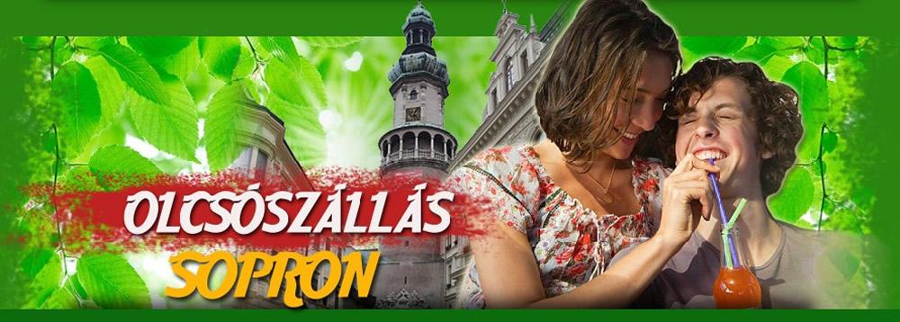Olcsó szállás Sopron